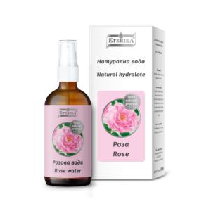 Флорална Вода от Роза